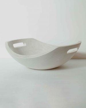 white pearl harvest bowls