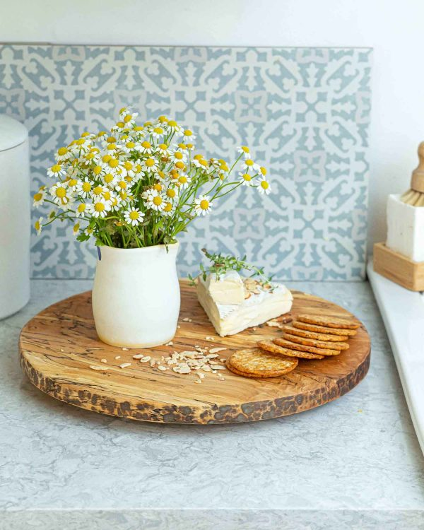 Spalted Lazy Susan